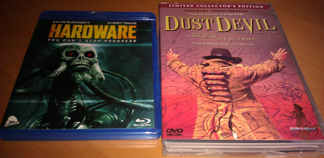 Hardware and Dust Devil