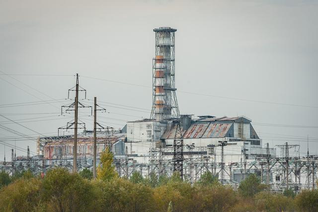 Chernobyl - Reactor 4