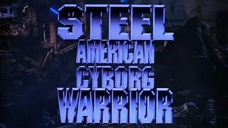 American Cyborg Steel Warrior