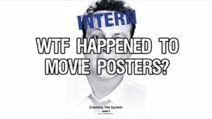 WTF Happened to Movie Posters
