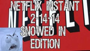 Netflix Instant Recommendations for 2-14-14