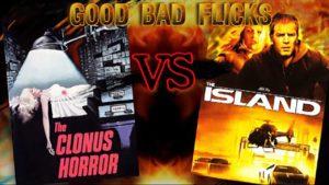 Clonus vs The Island