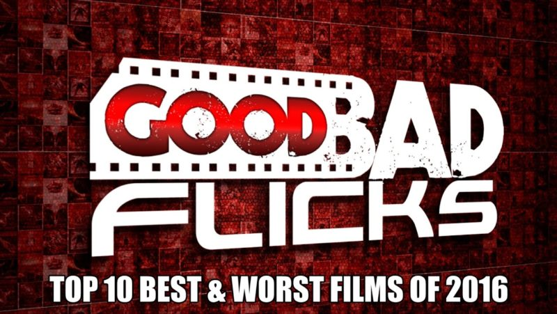 Top 10 Best and Worst Movies of 2016