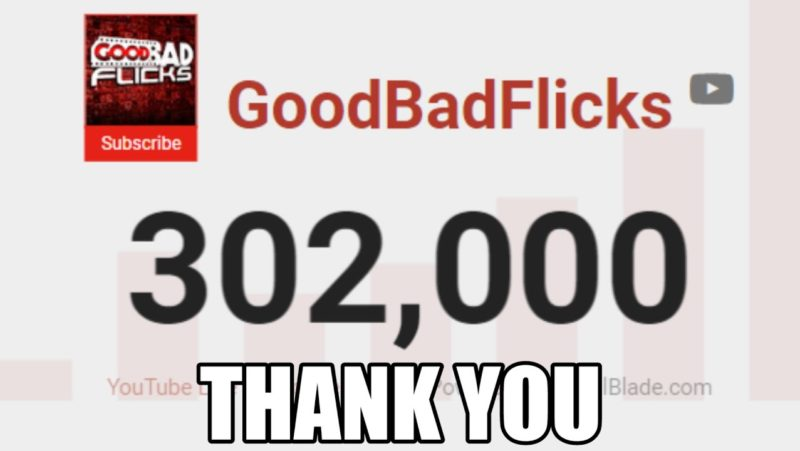 Thank You for 300k Subs
